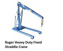 RUGER STRADDLE CRANE